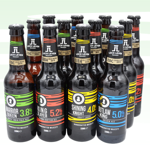 Great Scots (Mixed) 12 Pack